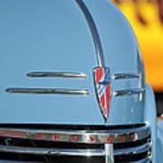 Chevrolet Hood Emblem 2 Art Print
