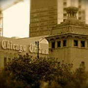 Chicago Impressions 7 Art Print