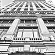 Chicago Impressions 8 Art Print