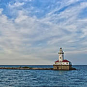Chicago Lighthouse Art Print