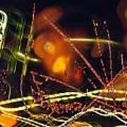 Chicago Lights 4 Art Print