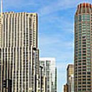 Chicago Panorama 1 Art Print