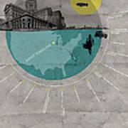 Chicago Poster Art Print
