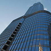 Chicago Skyscraper Art Print