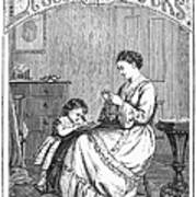 Childrens Magazine, C1885 Art Print