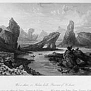 China: Wuyi Shan, 1843 Art Print