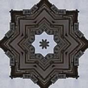 Chinese Star Art Print