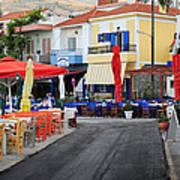 Chios Greece 2 Art Print