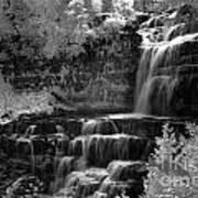 Chittenango Falls 2 Art Print