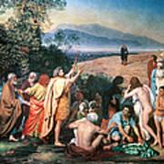 Christ Appears Art Print