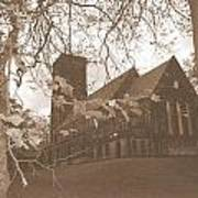 Christ Church Leeds Art Print