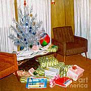 Christmas 1969 Art Print