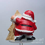 Christmas Decoration  Art Print by Bernard Jaubert
