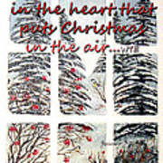 Christmas In The Heart Art Print
