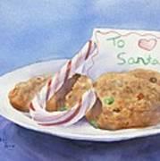 Christmas Traditions Art Print by Bobbi Price