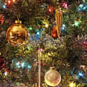 Christmas Tree Art Print