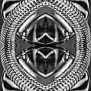 Chromata Art Print