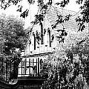 Church In Dublin Art Print