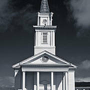 Church In Eureka Art Print