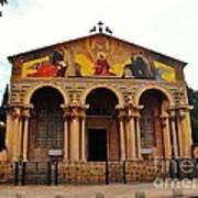 Church Of All Nations  Art Print