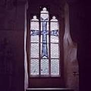 Church Stained Glass Window 2 Art Print
