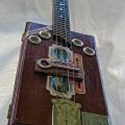 Cigar Box Mandolin Art Print