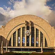 Cincinnati Museum Union Terminal Art Print