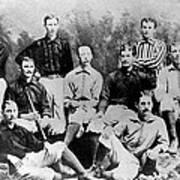 Cincinnati Reds, Baseball Team, 1882 Art Print by Everett