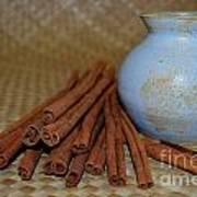 Cinnamon Jar Art Print