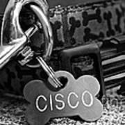 Cisco's Art Print