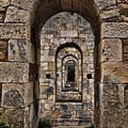 Citadelle Bridge Arch Art Print