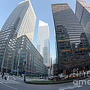 Citigroup Center From Park Avenue I Art Print