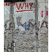 Citymarks Berlin Art Print