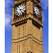 Citymarks London Art Print