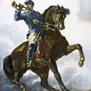 Civil War: Bugler, 1863 Art Print