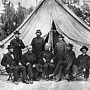Civil War: Chaplains, 1864 Art Print