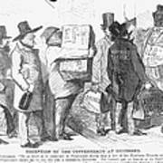 Civil War: Copperhead, 1863 Art Print