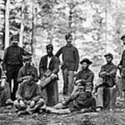 Civil War: Engineers Art Print