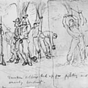 Civil War: Punishment Art Print