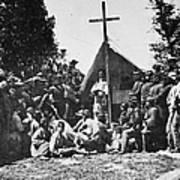 Civil War: Religion Art Print