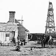 Civil War: Signal Tower Art Print