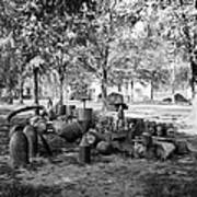 Civil War: Torpedo Shells Art Print