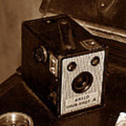 Classic Camera Art Print