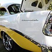 Classic Chevrolet Hotrod . 5d16469 Art Print