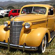 Classic Chevrolet Master Deluxe . 7d15315 Art Print