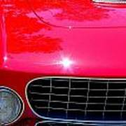 Classic Ferrari Art Print