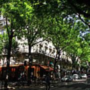 Classic Paris 3 Art Print