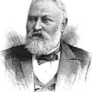 Claus Spreckels (1828-1908) Art Print