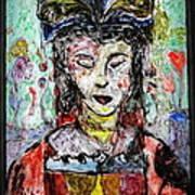 Cleopatra In Spring Art Print