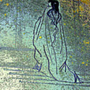 Cleopatra's Ghost Art Print